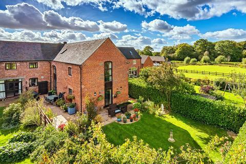 4 bedroom barn conversion for sale - Shelmore Barns, Radmore Lane, Gnosall