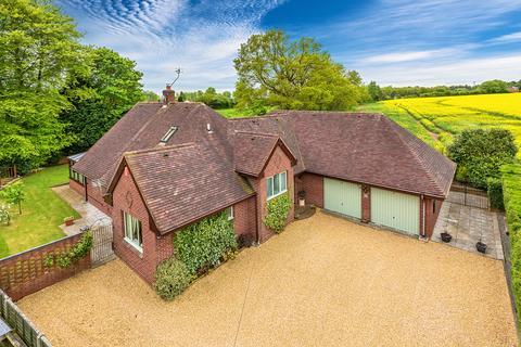 4 bedroom detached house for sale - Wood Lane, Hinstock, TF9 2TA