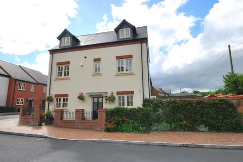 4 bedroom link detached house for sale - Ellens Bank, Lightmoor Village, Telford, Shropshire, TF4 3QP