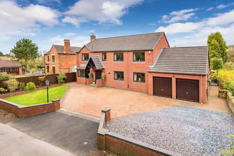 5 bedroom detached house for sale - Horton, Telford, Shropshire, TF6 6DT