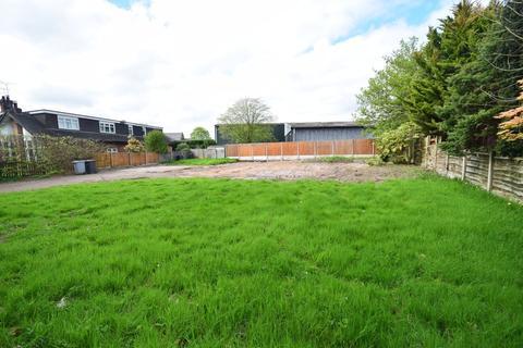 Land for sale - Plot 1 South View, Aston, Nantwich