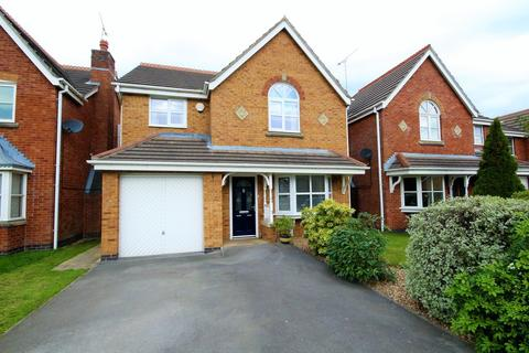 4 bedroom detached house for sale - North Union View, Lostock Hall