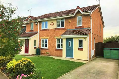 4 bedroom semi-detached house for sale - Burnside Way, Winnington