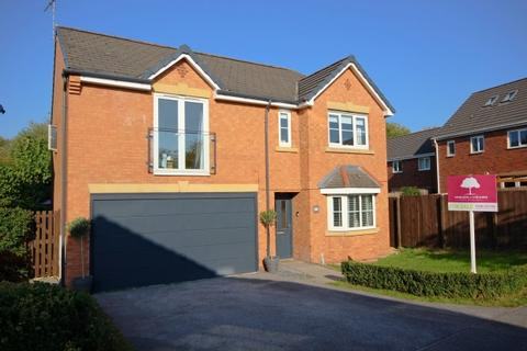 4 bedroom detached house for sale - Thrush Way,  Winsford, CW7
