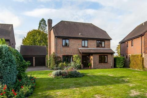 4 bedroom detached house for sale - Fairfax Close, Winchester, SO22