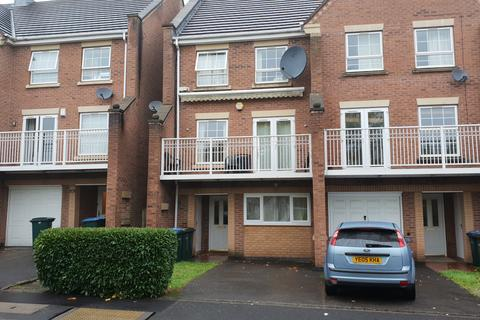 4 bedroom townhouse to rent - Furlong Road, Coventry CV1