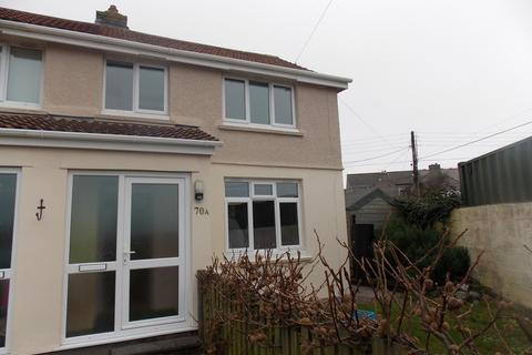 2 bedroom semi-detached house to rent - Enys Road, Camborne