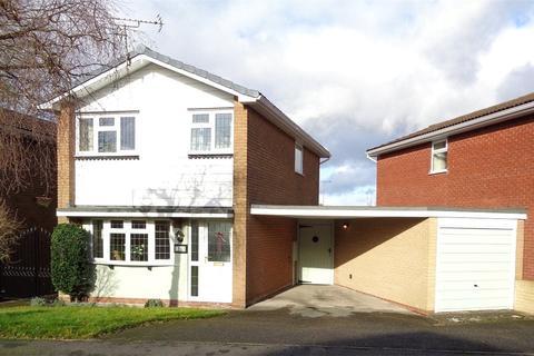 3 bedroom detached house for sale - Welland Close, Mickleover