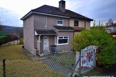 3 bedroom semi-detached house to rent - Bow Road, Greenock **Available Mid-November 2018**