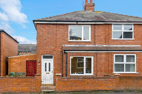 2 bedroom semi-detached house for sale - Westwood Terrace, York, YO23 1HJ