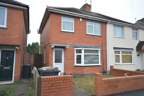 3 bedroom semi-detached house for sale - Wootton Street, Bedworth