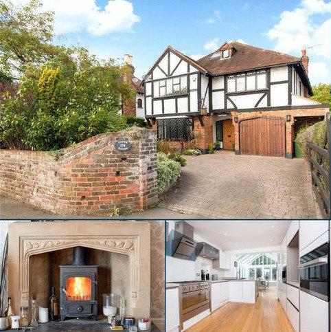 6 Bedroom Detached House For Sale   Lower Green Road, Esher, Surrey, KT10