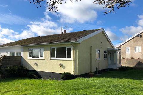 3 bedroom semi-detached bungalow for sale - Upper Hill Park, Tenby, Pembrokeshire