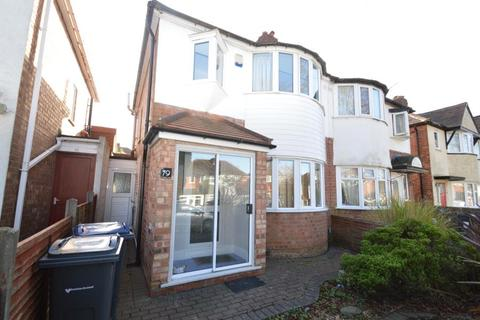 3 bedroom terraced house to rent - Falconhurst Road, Selly Oak