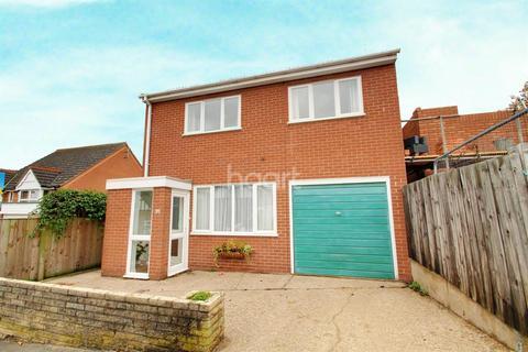 3 bedroom detached house for sale - Sunnycroft Road, Western Park, Leicester