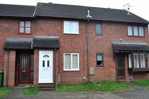 2 bedroom terraced house to rent - Campbell Drive, Gunthorpe, PETERBOROUGH, PE4