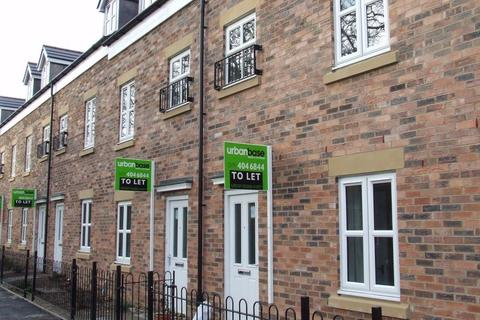 3 bedroom townhouse for sale - Cemetry Road, GATESHEAD, Tyne and Wear