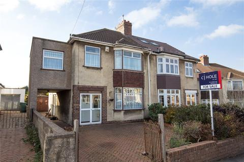 4 bedroom semi-detached house for sale - Fraley Road, Westbury-On-Trym, Bristol, BS9