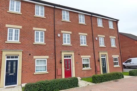 4 bedroom terraced house for sale - Aurora Way, Cardea, Peterborough, PE2 8FT