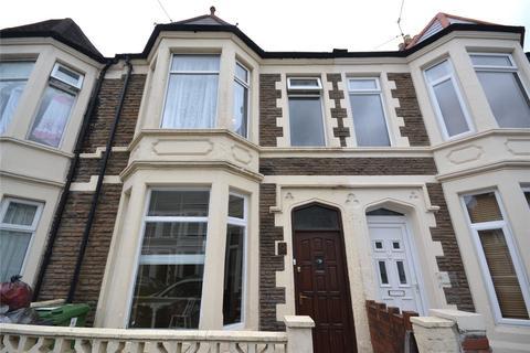 3 bedroom terraced house to rent - Tewkesbury Street, Roath, Cardiff, CF24