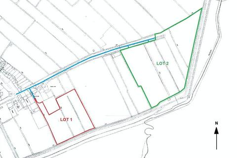Land for sale - For Sale By PrivateTreaty: Lot Two 14.33 Acres of Level Pasture Land at Peterstone, Wentlooge, Nr Cardiff