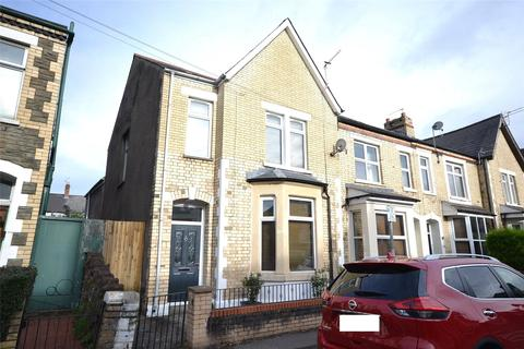 3 bedroom end of terrace house for sale - Wyndham Crescent, Pontcanna, Cardiff, CF11