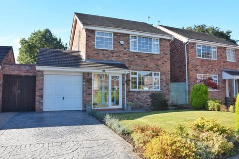 3 bedroom detached house for sale - Fair View Close, Barnton