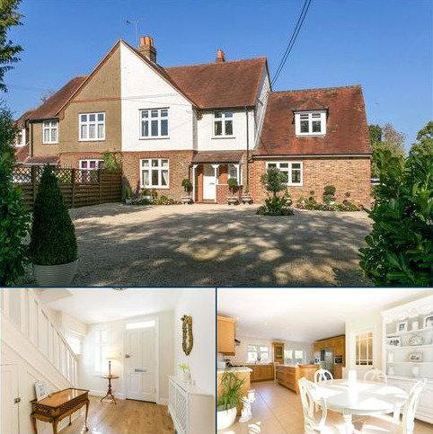 5 bedroom semi-detached house for sale - Widmoor, Wooburn Green, High Wycombe, Buckinghamshire, HP10