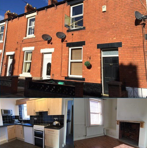 2 bedroom terraced house to rent - Sybil Street, Carlisle, CA1