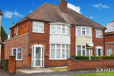 3 bedroom semi-detached house to rent - Parkstone Road, Leicester, LE5