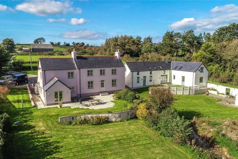 8 bedroom detached house for sale - Penpistyll, Dwrbach, Fishguard, Pembrokeshire