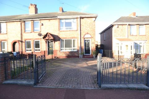 2 bedroom terraced house for sale - Clapham Avenue, Newcastle Upon Tyne