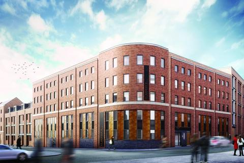 1 bedroom apartment for sale - Albion House, St George's Urban Village, Moreton Street, Jewellery Quarter, B1