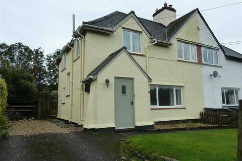 3 bedroom semi-detached house to rent - Winsford, Minehead, Somerset, TA24