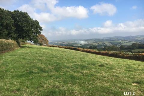 Land for sale - Christow, Exeter, Devon, EX6