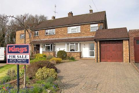 3 bedroom semi-detached house for sale - Cleves Road, Kemsing, TN15