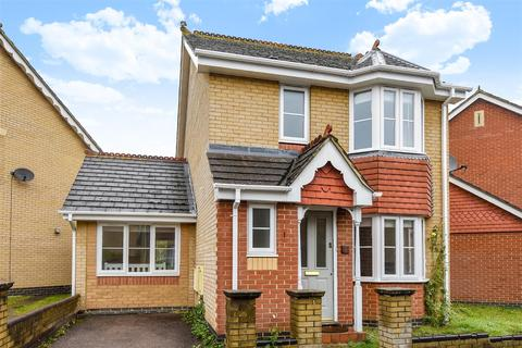 3 bedroom detached house for sale - Skene Close, Headington