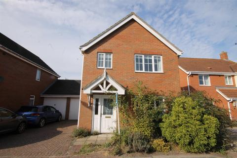 5 bedroom detached house to rent - Speedwell Way, Norwich