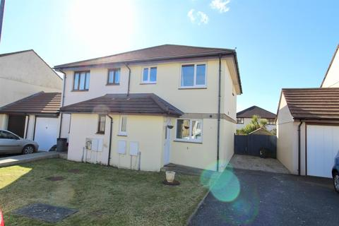 2 bedroom semi-detached house to rent - Tredinnick Wood Close, Helston