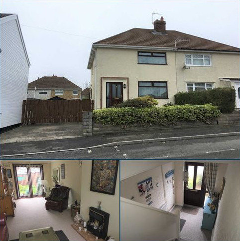 3 bedroom semi-detached house for sale - Martell Street, Swansea, SA5