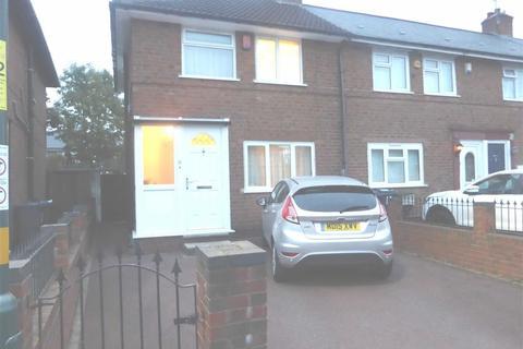 2 bedroom end of terrace house to rent - Weatherfield Road, Birmingham
