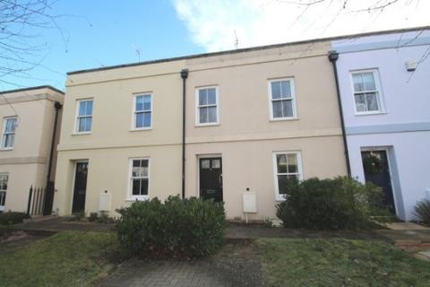 3 bedroom terraced house to rent - Moorend Road, Leckhampton, Cheltenham