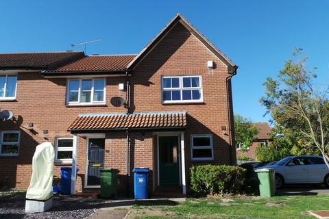 2 bedroom semi-detached house to rent - Oswald Close, Bracknell, BerkshIre, RG42
