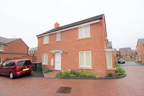 3 bedroom detached house to rent - Signals Drive, Coventry, CV3 1QT