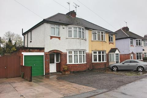 3 bedroom semi-detached house for sale - Little Glen Road, Glen Parva, Leicester
