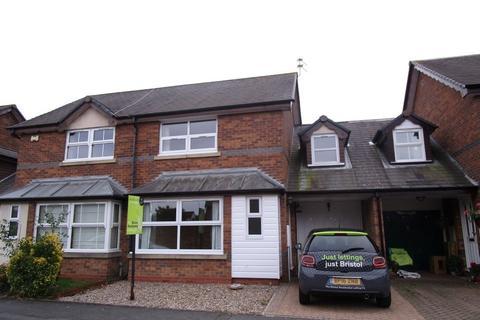 3 bedroom terraced house to rent - Bradley Stoke, Long Cross, BS32 8BG