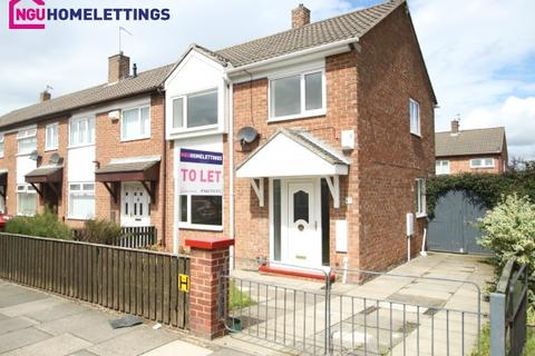 3 bedroom semi-detached house to rent - Arundel Road, Grangetown, Middlesbrough, TS6