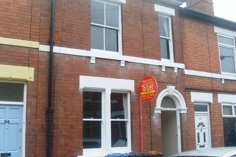 2 bedroom terraced house to rent - King Alfred Street, Derby DE22