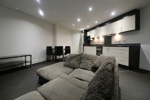 1 bedroom apartment to rent - Indigo Blu, 14 Crown Point Rd, Leeds