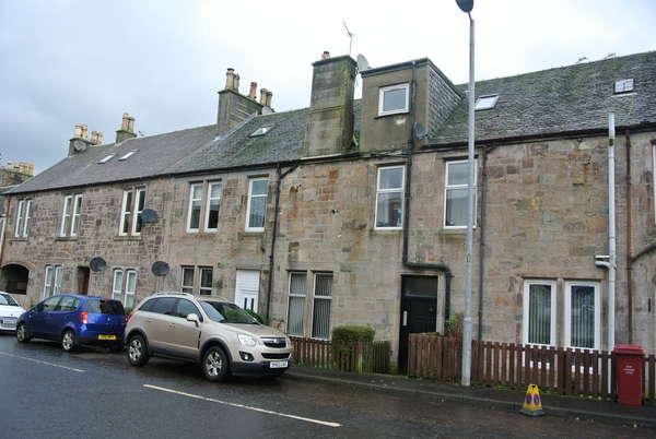 1 Bedroom Flat for sale in 19B Thomson Street, Strathaven, ML10 6JZ